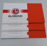 GLOBOND FR Panel Compuesto de Aluminio ignífugo (PE-351 Verde).