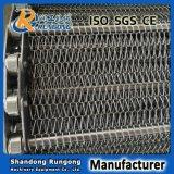 304/316/310 /310Sのステンレス鋼の釣り合った金網のコンベヤーベルト