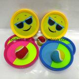 Волшебные задвижка затвора шарика ленты и игра Toss установили с диском ручки цвета флуоресцирования