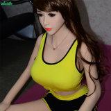 Jouet sexy de poupée adulte de Jarliet avec les poupées réelles de sexe de silicones solides réalistes squelettiques pour les hommes