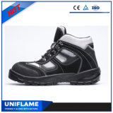 Тисненая кожа защитные ботинки с маркировкой CE сертификации Сжб002