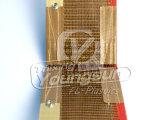 Banda transportadora del acoplamiento revestido de la fibra de vidrio de PTFE