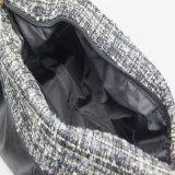 Acessório de forma ocasional novo da bolsa do saco de ombro do plutônio das mulheres