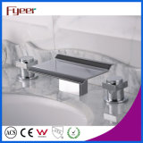 Fyeer 3002 Series Waterfall Basin Faucet Bathtub Mixer