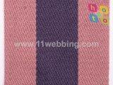 Cinta de acrílico del algodón de la manera 100m m para el bolso y los accesorios de la ropa