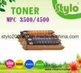 Cartucho de toner del color Mpc3500 para la impresora de Ricoh Mpc3500/Mpc4500