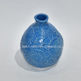 5 parti, insieme di ceramica blu della stanza da bagno