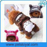 Vestiti all'ingrosso del cane di animale domestico dei prodotti del cappotto del cane della fabbrica