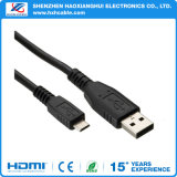 Shenzhen Black 3FT cable micro USB a Micro USB AM