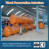 Autoclave à imprégnation de corrosion au bois, autoclave à imprégnation de pression sous vide