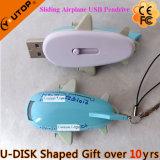 선전용 선물 주문 로고 비행기 USB 섬광 드라이브 (YT-1125)