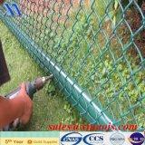 PVC 입히는 Chainlink 담 (XA-CL025)