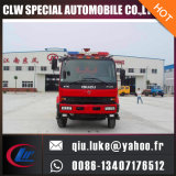 de Vrachtwagen van de Brandbestrijding van Chassis 4500L Isuzu