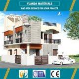 Materieller große Überspannungs-Stahlkonstruktion-Platz-Stahlrahmen mit leichtem konkretem Panel