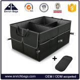Organizador de troncos automáticos flexível e durável Caixa de armazenamento de carros