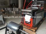 Weiße Plastikcup-Kappen-Plastikschutzkappe, die Maschine herstellt