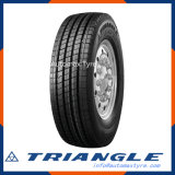 Dreieck Trs02 EU beschriften die heiße verkaufenqualitätsgarantie-Oberseite-Marke, die niedrig Widerstand Verbundentwurfs-LKW-Reifen rollt