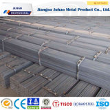 Ss 201 304 316 angoli Pickled neri dell'acciaio inossidabile/barra rotonda/piana