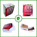 高品質の段ボール紙のココヤシのミルクの荷箱の工場