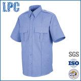 공식적인 경찰 안전 산업 포켓 일 셔츠