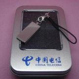 Mini impermeável coloridos pequena unidade flash USB Giratório (XU)