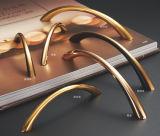 Tirón de cobre amarillo antiguo de la maneta de la cabina del tirón de la maneta 2016 (6039)