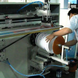 De halfautomatische Printer van het Scherm van de Emmer voor Verkoop