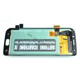 Samsung S7 S6 가장자리 LCD 접촉 스크린 보충을%s 최고 이동 전화 LCD