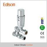 15мм прямой термостатический клапан радиатора