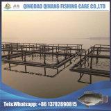 湖および川のKnotlessネットによって結ばれる純HDPEの水産養殖の魚のケージ