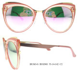 El diseñador de moda mayorista China mujer gafas de sol
