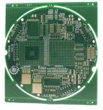 PWB da placa de circuito 12L impresso Multilayer de 1.6mm para uma comunicação