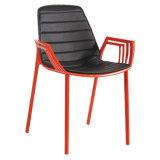 Самомоднейший алюминиевый стул трактира с рукояткой для напольного (SP-MC056)