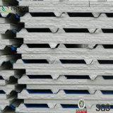 Верхние продавая панели сандвича крыши EPS для стального здания Contruction