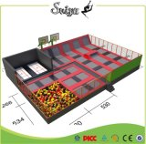 Xiaofeixia Qualitäts-Innenkind-Trampoline-Park für Erwachsene und Kinder