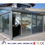 De Draagbare Veranda Sunroom van het aluminium