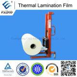 Film thermique de laminage du velours BOPP (30mic)