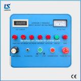 máquina de recalcar de la inducción del tratamiento térmico de los engranajes de los ejes de 50kw IGBT