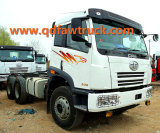 FAW J5 380HP RHD FAW caminhão trator