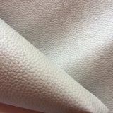 Синтетическая кожа PVC для софы мебели делая Hx-F1760