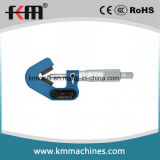 инструменты качества микрометра V-Наковальни 2.3-25mmx0.01mm измеряя