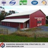 De Sinoamce Geprefabriceerde Workshop van de Bouw van de Structuur van het Staal