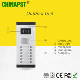 Fabrik-direkte Angebot-multi Wohnungs-videotür-Wechselsprechanlage (PST-VDO2-12K)