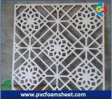 Изготовление листа пены PVC для плитки пола, настила, материала украшения