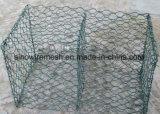Het Netwerk van het Kippegaas/het Hexagonale Opleveren van de Draad met Ondergedompeld Heet Gegalvaniseerd