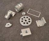 Piezas que trabajan a máquina trabajadas a máquina aduana del CNC del aluminio de la precisión de los componentes