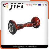 Deux roues dérivant le scooter électrique avec les pneus 10inches