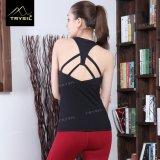Тельняшки йоги стрингера женщин верхней части бака нового прибытия Backless