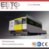 Machine de Om metaal te snijden van de Laser van Eeto