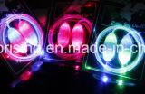 Fibra De Vidro Flashing Shoestring Shoelace em LED